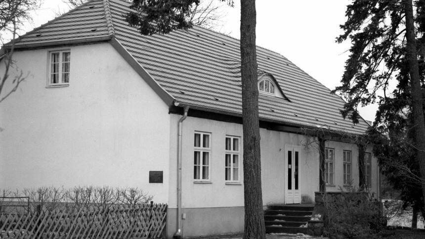 Wohnhaus des Schriftstellers Hans Fallada