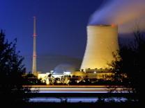 Gruenes Licht fuer Atomzwischenlager im Atomkraftwerk Ohu