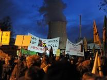 Mahnwachen gegen Atomkraft