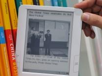 Branche sieht E-Book vor Durchbruch