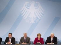 Merkel trifft Ministerpraesidenten aus Atom-Laendern