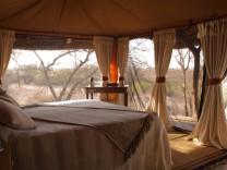 """Wo Kate ´Ja"""" sagte: Auf Safari in den weißen Highlands Kenias"""