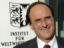IfW-Präsident: Finanzkrise nur global lösbar