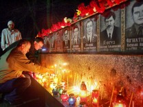 Gedenken an die Opfer von Tschernobyl