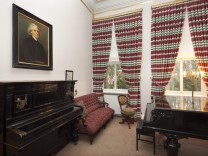 Liszt-Haus vor Wiedereröffnung