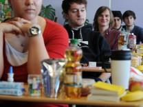 Abiturpruefungen in Baden-Wuerttemberg