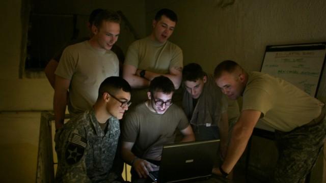Internet US-Militärpropaganda