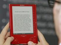 Durchbruch des E-Books wohl erst in einigen Jahren