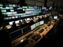 ZDF sendet Nachrichten aus virtuellem Studio
