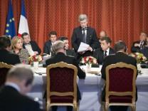 Paris Summit on Libya