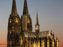 Unesco Welterbestätten Deutschland Kirchen Sakralbauten Kölner Dom