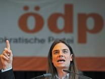 Lokalverbot für ÖDP-Chef Frankenberger