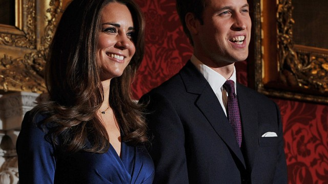Prinz William und Kate Middleton W&V: Quotenbringer William und Kate