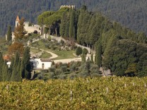 To match Reuters Life! WINE-ITALY/FRESCOBALDI