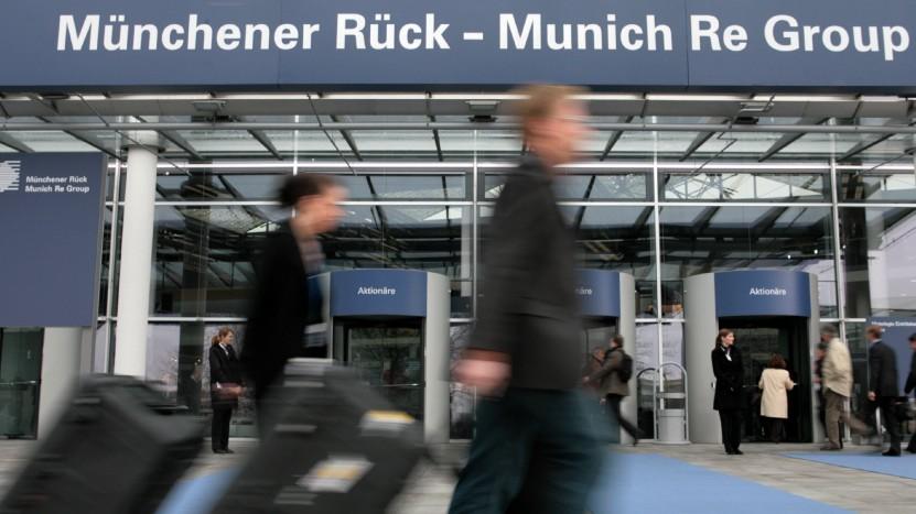 Quartalszahlen Münchener Rück