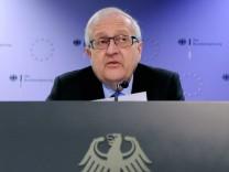 Wirtschaftsminister Rainer Brüderle