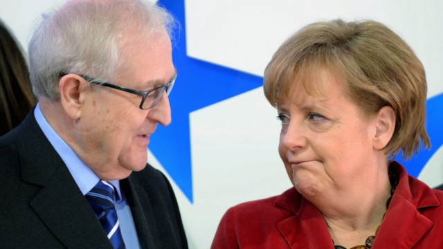 CeBIT 2011 - Merkel Brüderle