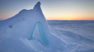 Die Arktis schmilzt