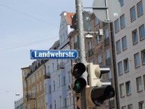 Landwehrstraße zweiter Versuch