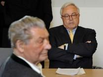 Leo Kirch erscheint vor Gericht