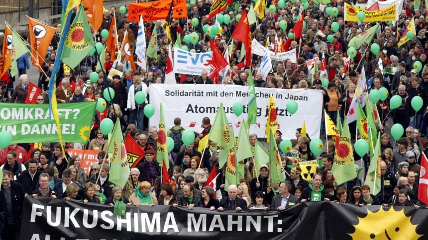 Bildergebnis für atom demonstration fukushima