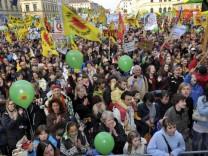 Anti-Atom-Demo - München