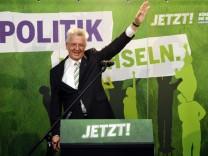 Landtagswahl Baden-Wuerttemberg