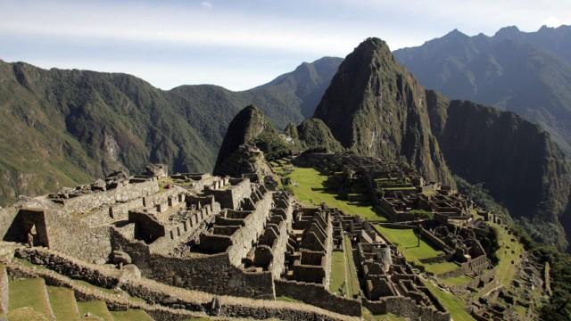 Peru Peru: Machu Picchu