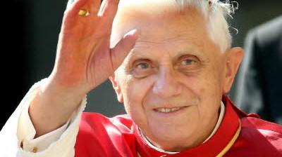 Papst Benedikt XVI. Enzyklika von Benedikt