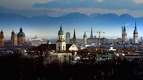 Stadtteile München