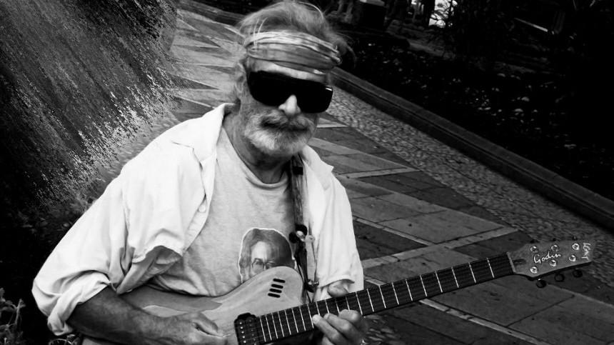Botox Ex-Arzt als Straßenmusiker