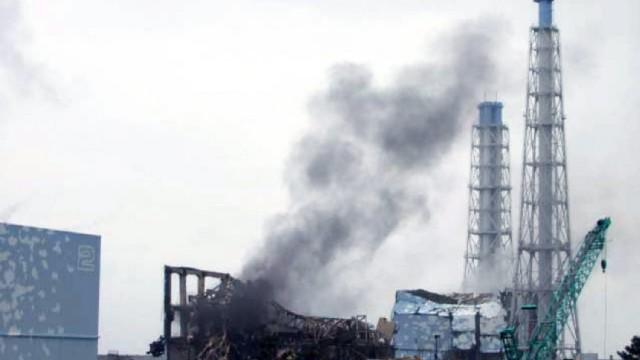 Atomkatastrophe in Japan Fukushima-Katastrophe