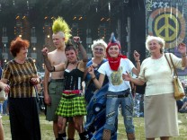 Haltestelle Woodstock - Polens größtes Musik-Festival