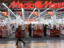 Berlin - Media Markt im Alexa
