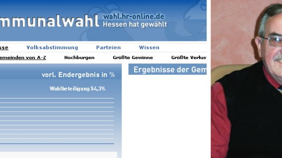 Hessen Nieste in Hessen: 100 Prozent für die SPD