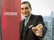 "NEUE HR-TALKSHOW ""FRIEDMAN"""