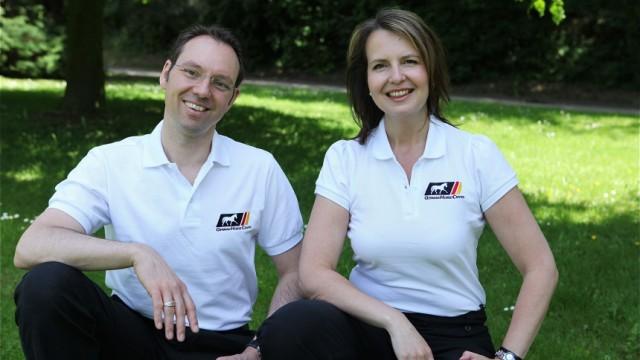 Stefan Kreutz und Tanja Uredat gründeten das Unternehmen German Horse Center