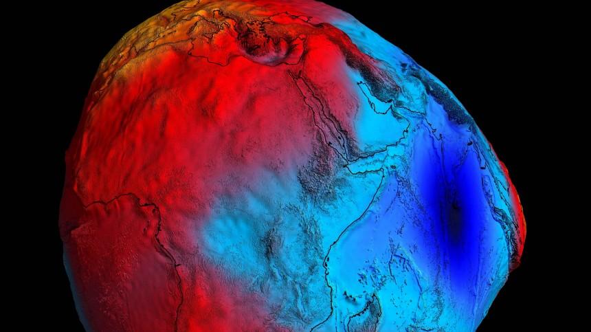 'Goce' zeichnet neues Bild der Erde