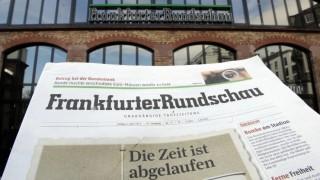 Frankfurter Rundschau vor massivem Stellenabbau
