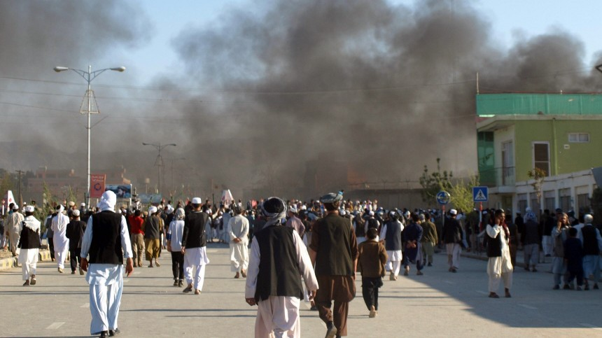 Afghanistan Reaktion auf Koranverbrennung