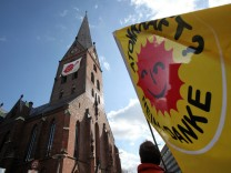 Anti-Atom-Demonstration - Hamburg