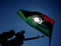 Libya unrest Brega