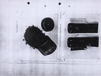 MI5 Spion Hitler Deutschland Eqiupment