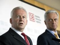 PK zur Hauptversammlung der Deutschen Bahn AG