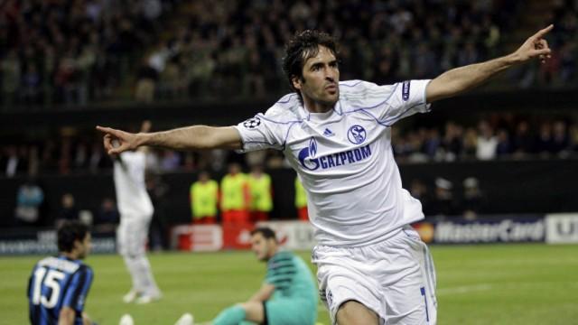 Europapokal Champions League: Mailand - Schalke