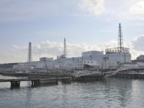 Tokyo Electric Power Co.'s Fukushima Daiichi Nuclear Power Plan's No.1, No.2, No.3 and No.4 reactors are seen in Fukushima Prefecture