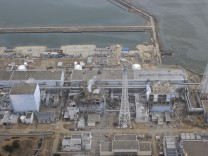 Crippled Fukushima Dai-ichi nuclear power plant