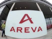 Bestechungsvorwürfe gegen Areva-Mitarbeiter