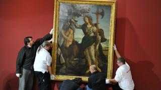 Jahresrückblick 2010 - Botticellis 'Minerva und Kentaur'