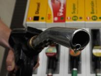 Benzinpreise steigen deutlich